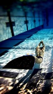 Apnea Addicts Pool training